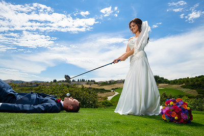 Wedding Photography at The Bridges Golf Club in San Ramon