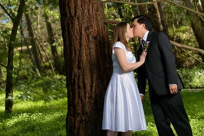 Wedding Photography at Sand Rock Farm in Aptos