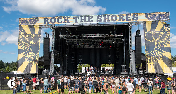 Year of the Wolf  | Rock The Shores 2016 | Colwood BC