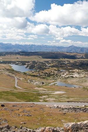Beartooth Pass drive