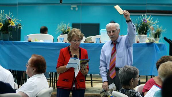 Community Seder - 7