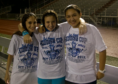 3rd Annual Kiddush Cup