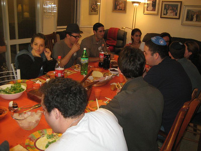 Adi's Hillel Thanksgiving Picture 2