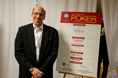 9th Annual Poker Tournament