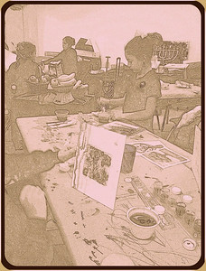 Mini Art Society