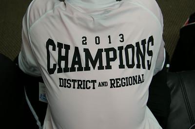 Varsity Soccer State Championship