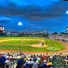 Constellation Field<br /> Last Friday evening I attended my first Minor League baseball game. The Houston area has always been a one-team town with the Houston Astros, but this spring, the Sugar Land Skeeters started playing ball at their new ballpark, Constellation Field. I wasn't expecting much before I went, but boy, was I impressed. There is not a bad seat in the place and everything from the staff to the building was top notch.