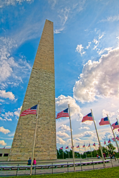Washington Monuments<br /> The American Flag is another form of monument. It stands for freedom and liberty. It stands for the sacrifice made by those before us and those to come after us.