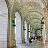 The Big Porch at Union Station<br /> Union Station is a place I hope to spend more time at one day. The style of architecture and it's sheer size make it a building worth seeing.