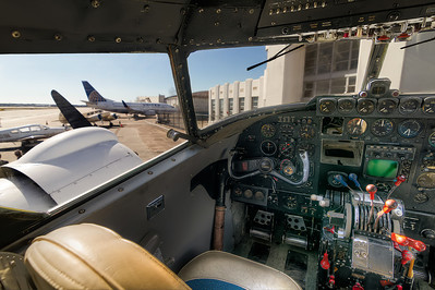 A View from the Lockheed Cockpit