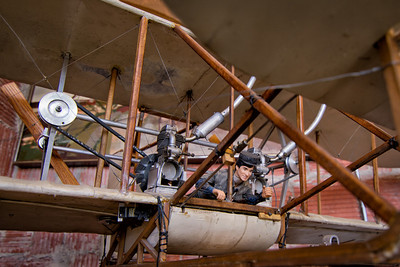 The Mini Wright Flyer