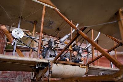 The Mini Wright Flyer