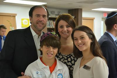 2013 Jaime and Raquel Gilinski Hillel Ambassadors