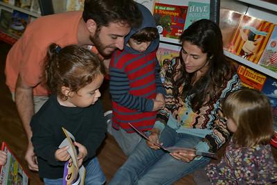 Book Fair Family Night