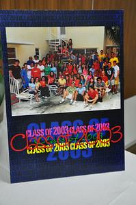 Class of '03 10 year reunion