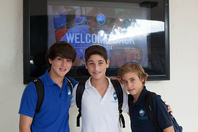 hillel-45First Day of School 2013/14