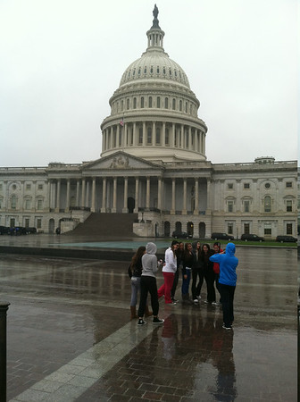 Grade 8 Trip to Washington