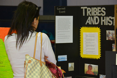Middle School Africa Showcase