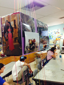 Visual Arts Mobile Project