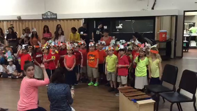 Thanksgiving Assembly Videos