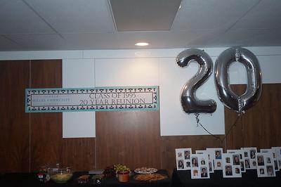 20 Year Alumni Reunion