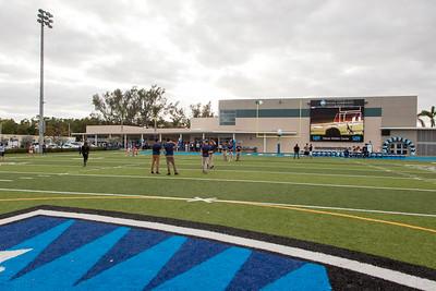 Community Soccer Celebration