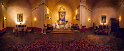 Mission Concepcion Panorama