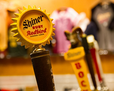 Ruby Redbird Tap Handle