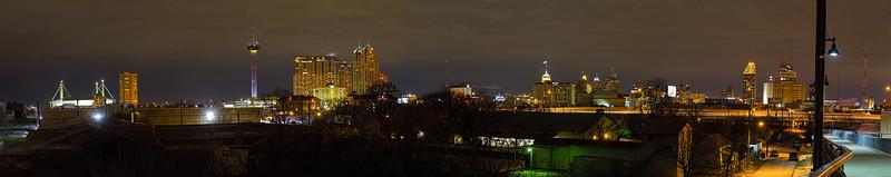 San Antonio Panorama
