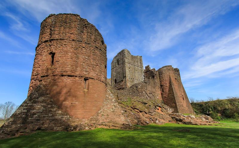 Goodrich Castle - Herefordshire (April 2016)