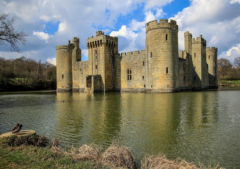 Bodiam Castle - Sussex (April 2016)