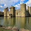 Bodiam Castle - Sussex (April 2016)
