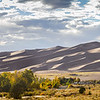 Great Sand Dunes National Park and Preserve Pano - Part 1