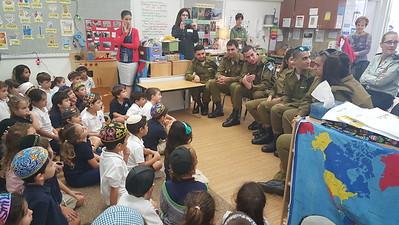IDF Visit