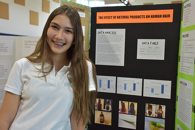 Grade 8 Science Fair