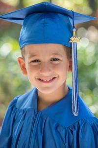 Kindergarten Caps & Gowns
