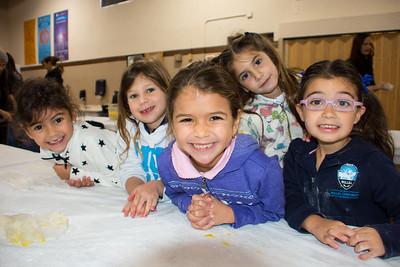 Kindergarten Challah Bake