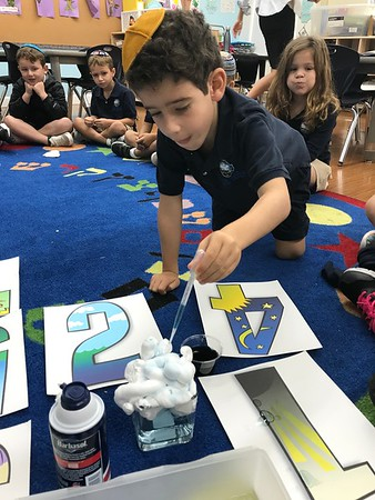 Kindergarten: Creation