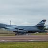B1 B Lancer - Bone - USAF - RIAT Arrivals - RAF Fairford (July 2017)