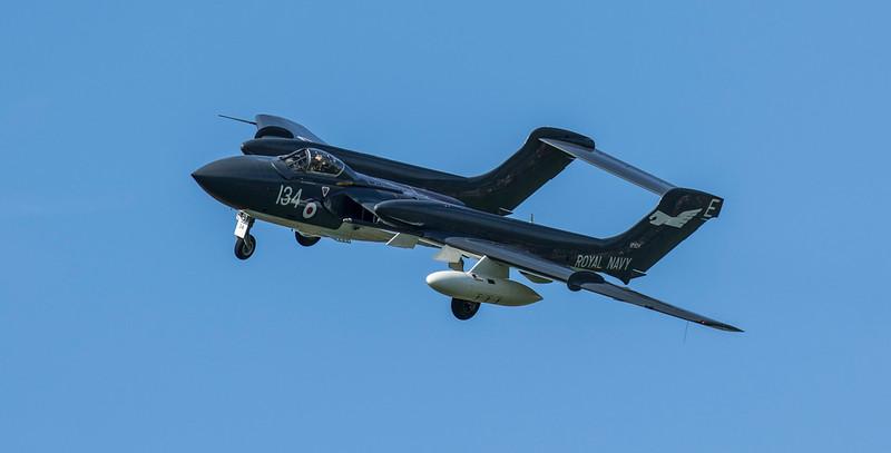 de Havilland DH110 Sea Vixen - XP924 (May 2017)
