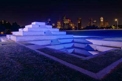 Houston Police Memorial