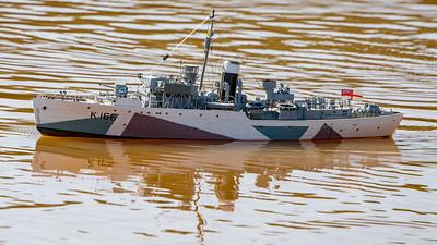 Satley Pond, SRCMB, Navy Day 2018 - 08/07/2018@10:03