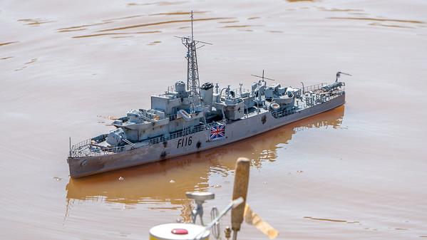 Satley Pond, SRCMB, Navy Day 2018 - 08/07/2018@10:09