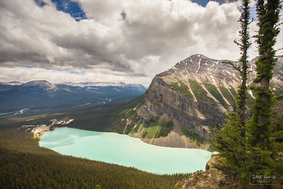 Lake Louise and Fairview Mountain