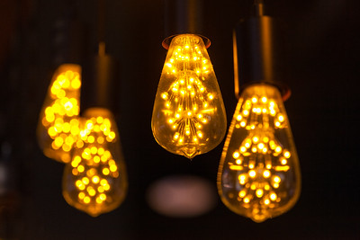 Retro Light Bulbs