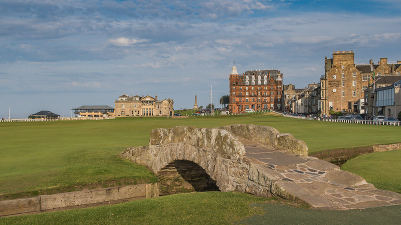 Old Course - St Andrews - Fife - Scotland (August 2019)