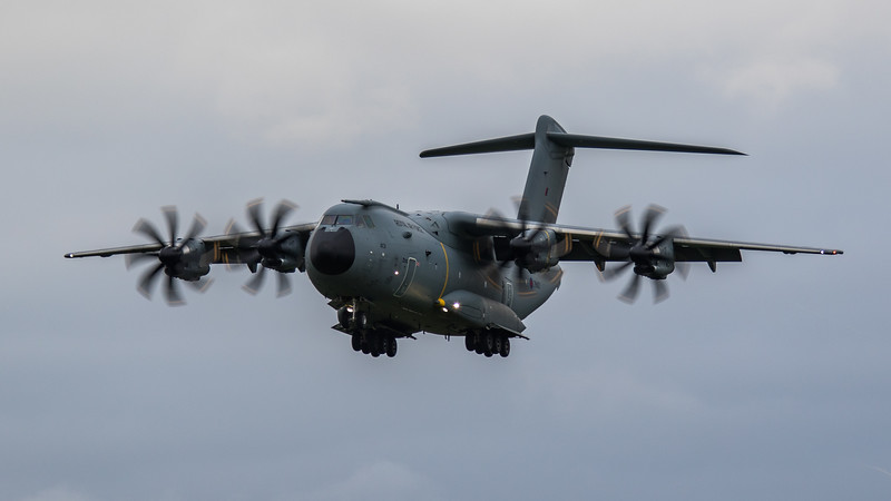 Atlas A400 - RAF - ZM401 - RAF Brize Norton (March 2019)