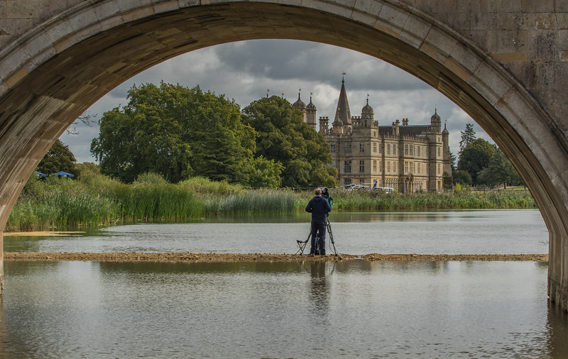 Burghley Horse Trials - Burghley House - Nr Stamford - Lincolnshire (September 2019)