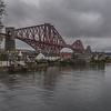 Forth Rail Bridge - North Queensferry - Fife - Scotland (October 2019)