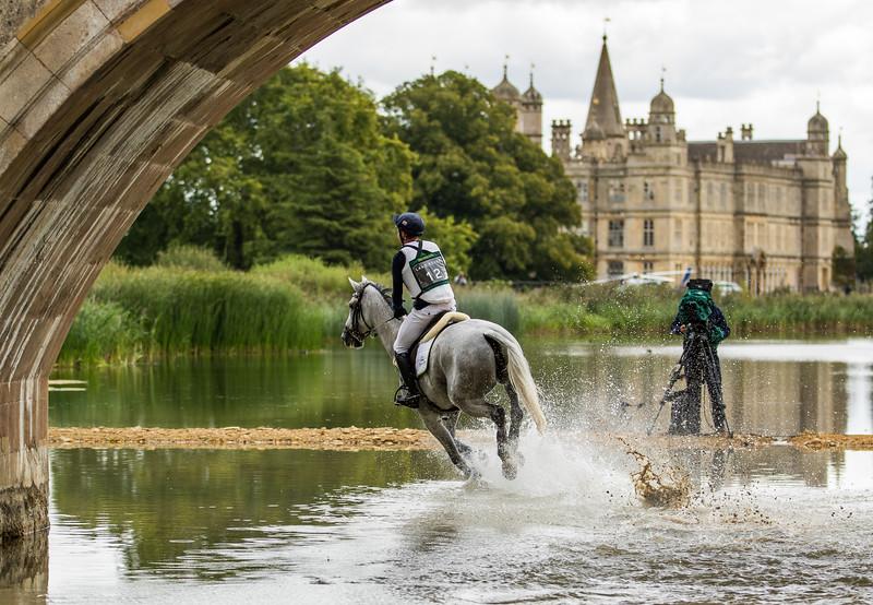 12 COLLIEN P 2  - Will Furlong - Burghley Horse Trials (September 2019)